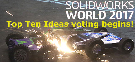 SOLIDWORKS World 2017 Top Ten period for submissions ends tomorrow, voting starts soon