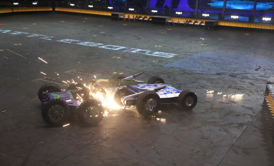 What We Learned from BattleBots Season 2
