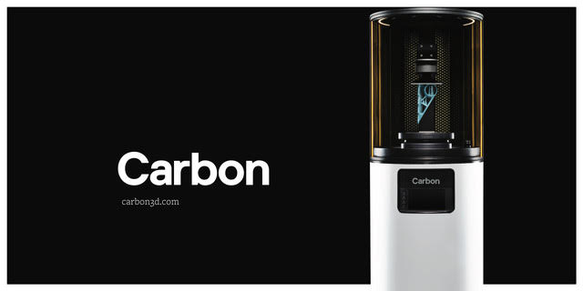 In April 2016, Carbon Launched Our Connected, Programmable, M1 Printer,  Delivering Design ...