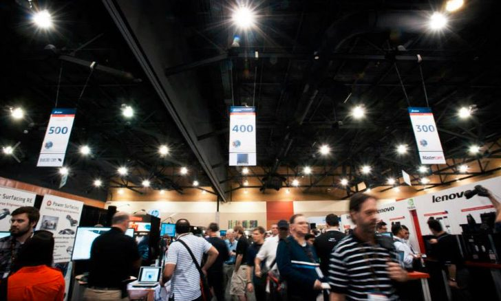 The Company Behind the Best SOLIDWORKS World Booths Actually Uses SOLIDWORKS to Design Them!