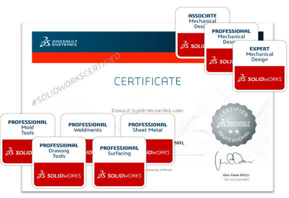 The Certified SOLIDWORKS Community Continues To Grow