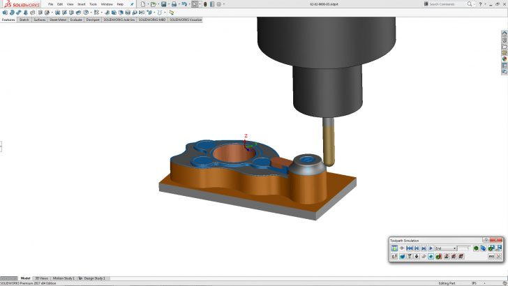 Introducing SOLIDWORKS CAM: a Smart Manufacturing Ecosystem