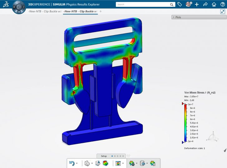 Introducing SIMULIA Simulation Engineer