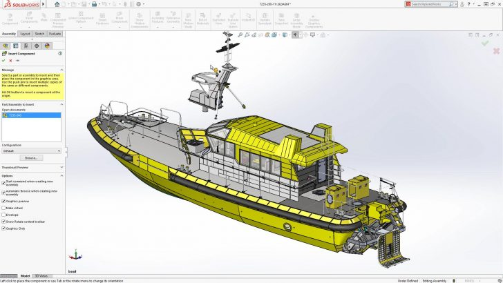 SOLIDWORKS Next Top Modeler Previews SOLIDWORKS 2018
