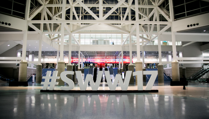 SOLIDWORKS World 2017 Day One Recap: Experience the New, the Next, and the Never Before
