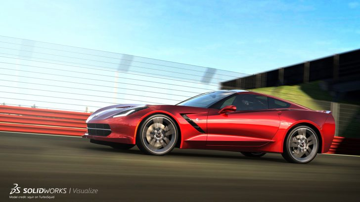 SOLIDWORKS Visualize: Fast Mode Just Got Faster