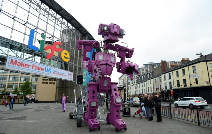 Bring Your Kids to Get Creative with SOLIDWORKS at Maker Faire UK