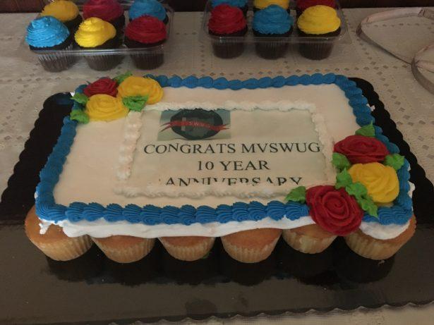 Anniversary Cupcakes and Cincinnati Chili in Dayton