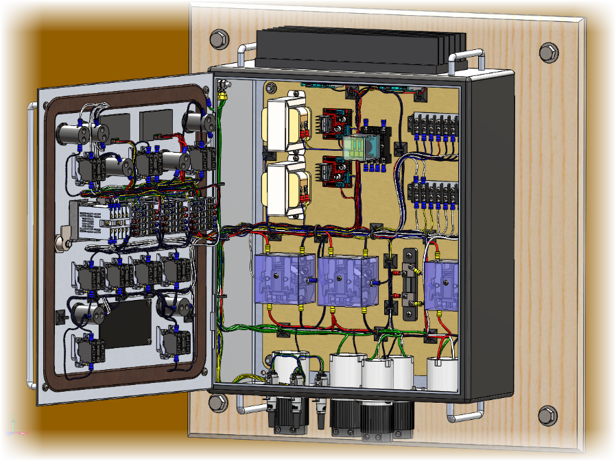 brewing with electricity the solidworks breweryElectrical Projects Electrical Projects Electrical Blog #19