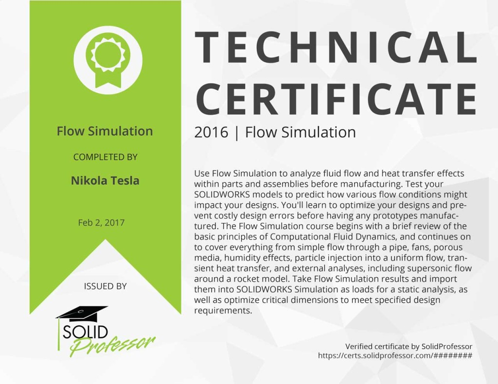 Show Off Your Skills With Technical Certificates