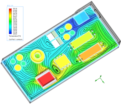 When to use FEA vs. CFD for Thermal Analysis