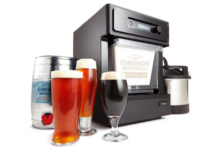 PicoBrew's Latest Kickstarter Project Brings Homebrewing to Everyone