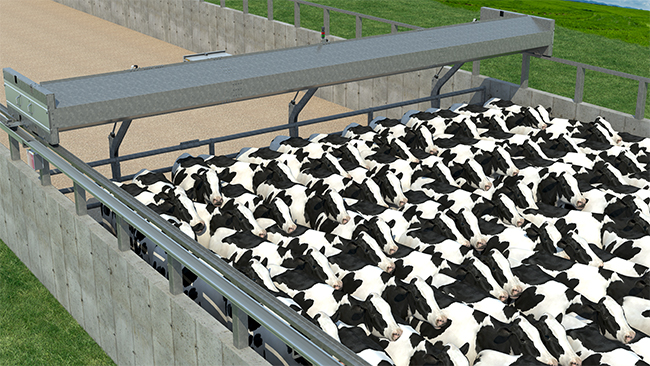 Valley Dairy Farm Automation Triples Production By Moving From 2D to SOLIDWORKS Solutions