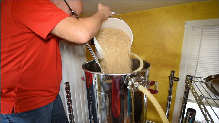 Brewing with Electricity: The SOLIDWORKS Brewery: Starting our Mash