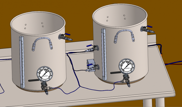 Brewing with Electricity: The SOLIDWORKS Brewery Video Part 5: The Boil Phase