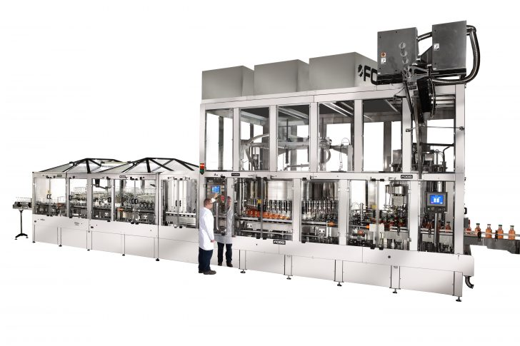 Fogg Filler Designs Complex Machines with SOLIDWORKS