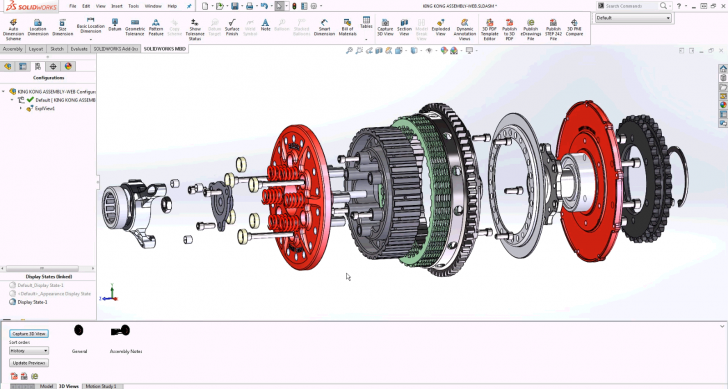 SOLIDWORKS MBD How-To Video Series (Part 2): How to Organize 3D Annotations