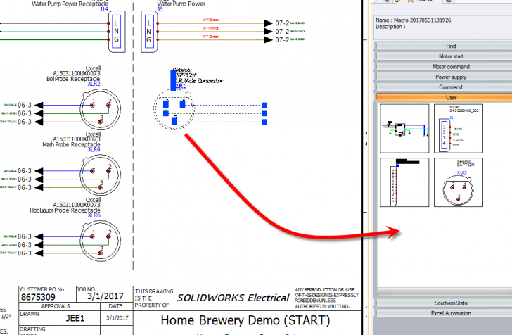 Brewing with Electricity: The SOLIDWORKS Brewery Part 4: Lautering and Sparging