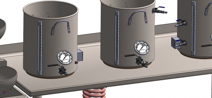 Brewing with Electricity: The SOLIDWORKS Brewery Part 7: The Clean Up