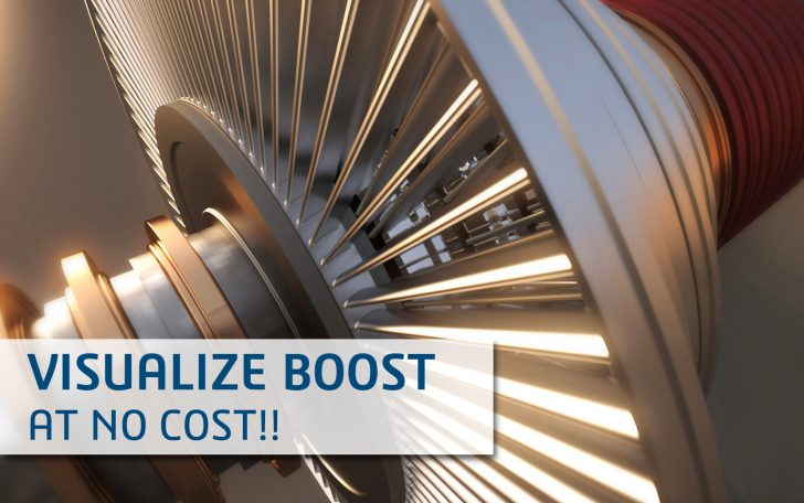 The Benefits of SOLIDWORKS Visualize Boost