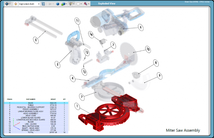How to Customize 3D PDF Templates Using SOLIDWORKS MBD