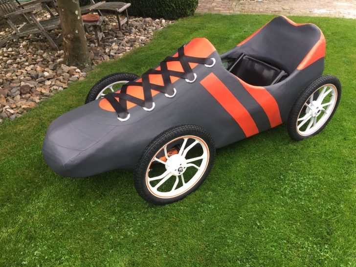 Red Bull Soapbox Team Uses SOLIDWORKS to Quench its Need for Speed