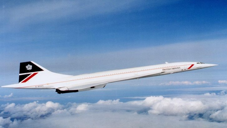 Concorde 2.0: The Return of the Supersonic Jet