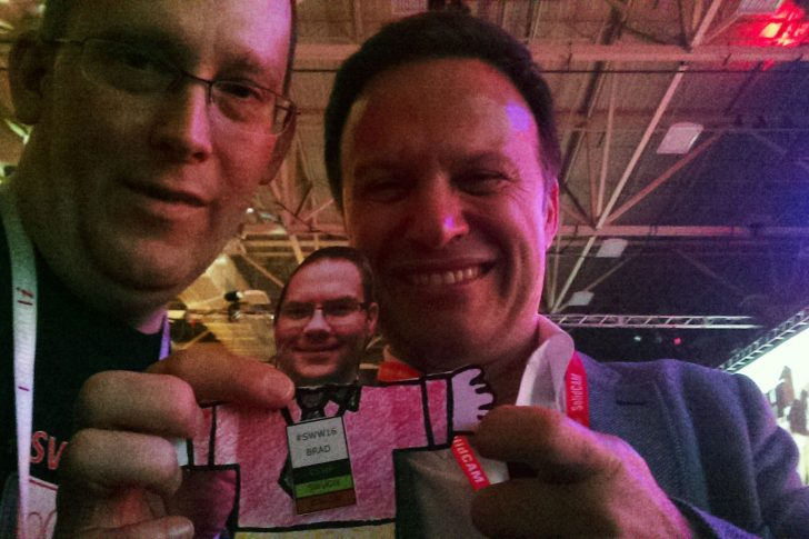 SOLIDWORKS World 2016: The Adventures of Flat Bradley