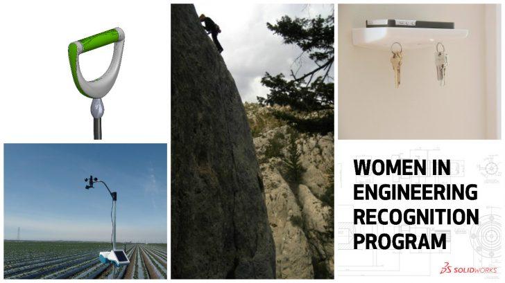 SOLIDWORKS Women in Engineering Series: Kat Ely