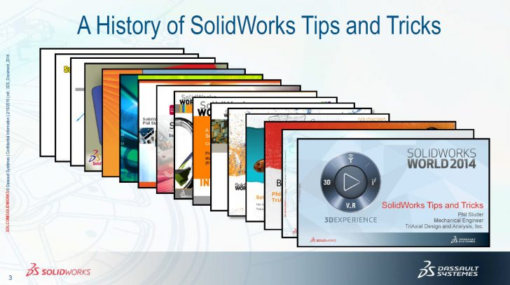 My SWW16 Agenda: Tips and Tricks 2016 with Phil Sluder