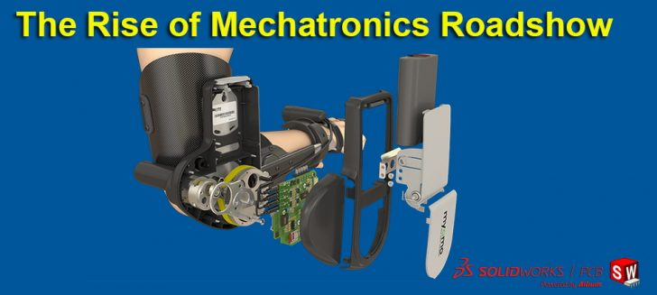 Join the PCB Road Show to Learn How to Seize Opportunities in Mechatronics