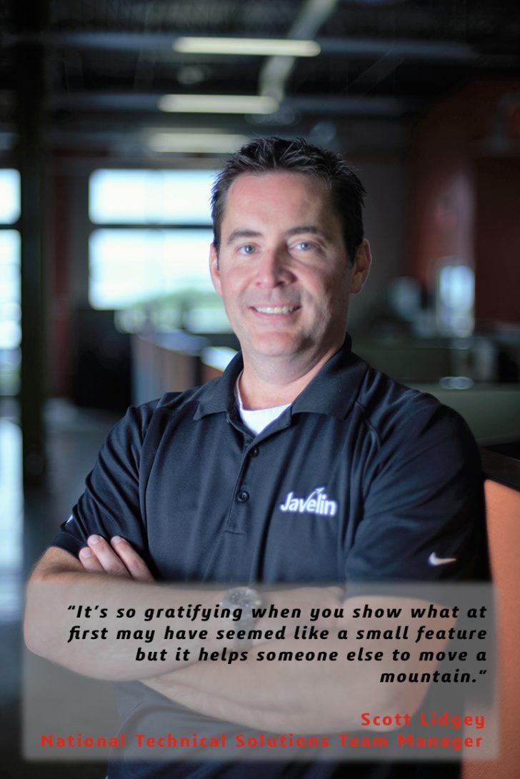 SW17 Perspectives: Scott Lidgey
