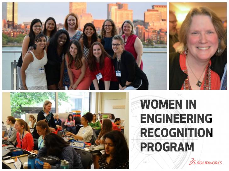 SOLIDWORKS Women in Engineering Series: Barbara Hughey