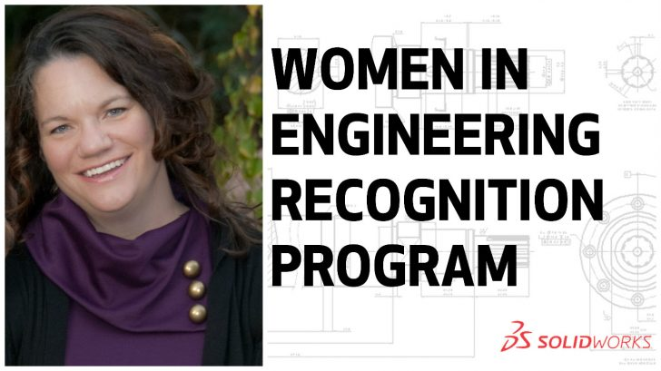 SOLIDWORKS Women in Engineering Series: Jennifer Herron