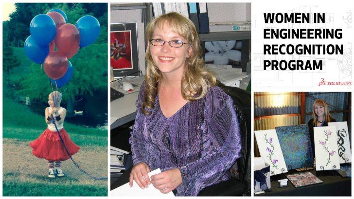 SOLIDWORKS Women in Engineering Series: Karly Nettleton