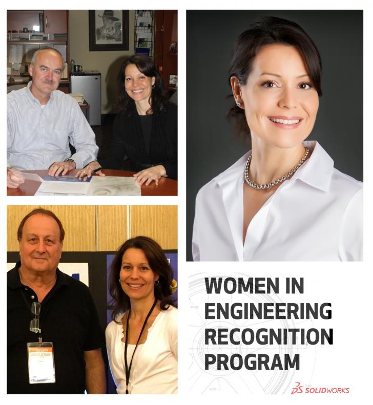 SOLIDWORKS Women in Engineering Series: Marnee Palladino