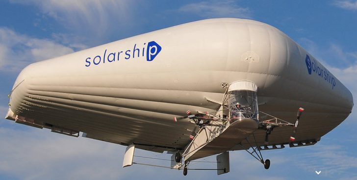Solar Ship: Developing New Modes of Transportation