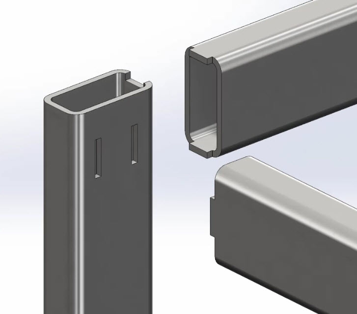 New Tab and Slot Feature Streamlines Manufacturing of Fabricated Designs