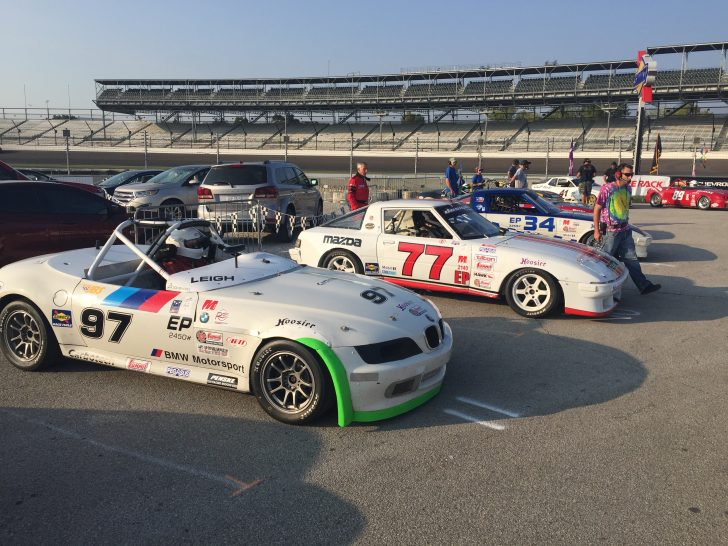 SOLIDWORKS at the SCCA Run-offs at Indianapolis Motor Speedway: Day 2