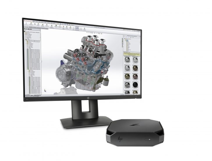 Meet the HP Z2 Mini Workstation