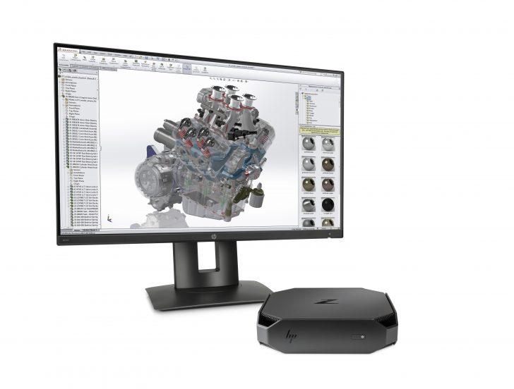 Meet the HP Z2 Mini Workstation
