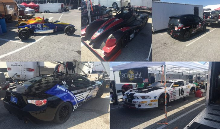 SOLIDWORKS at the SCCA Run-offs at Indianapolis Motor Speedway