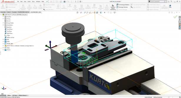 What's New in SOLIDWORKS CAM