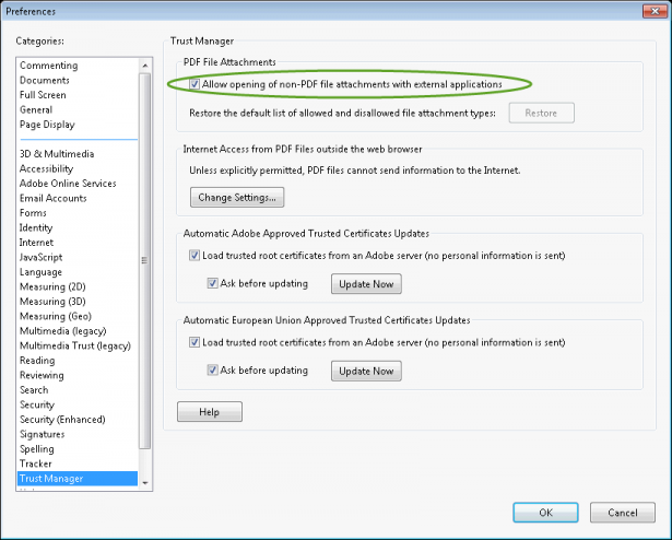 How to Manage 3D PDF Attachments