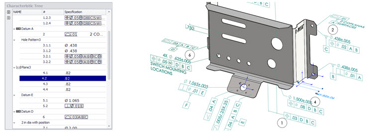 SOLIDWORKS Inspection 2018 Adds Support for 2D and 3D CAD Files