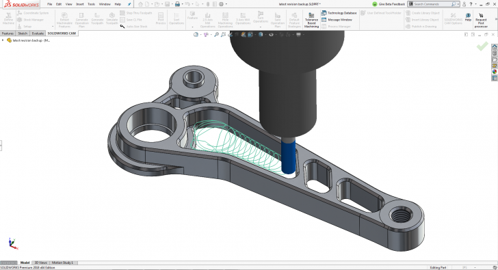 What's New in SOLIDWORKS CAM 2018
