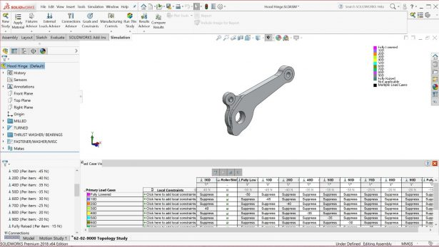 my highlights of solidworks simulation 2018 the new toplogy study rh my solidworks com