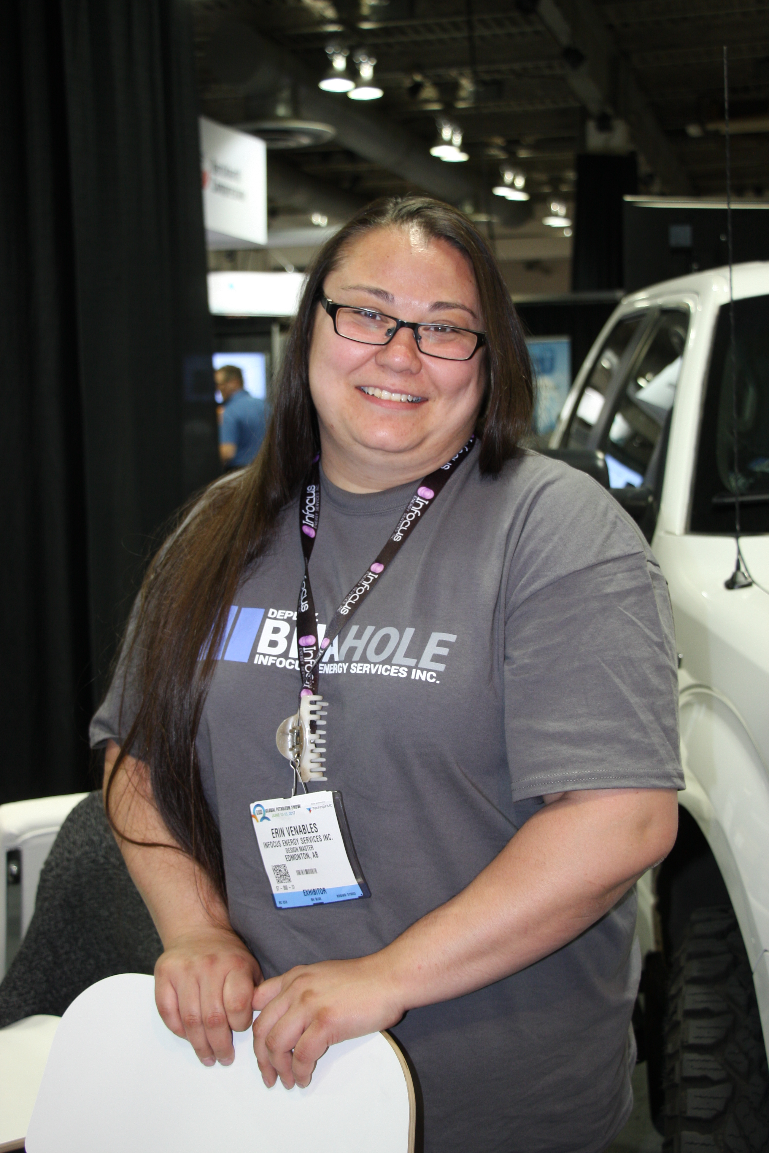 SOLIDWORKS Women in Engineering: Erin Venables