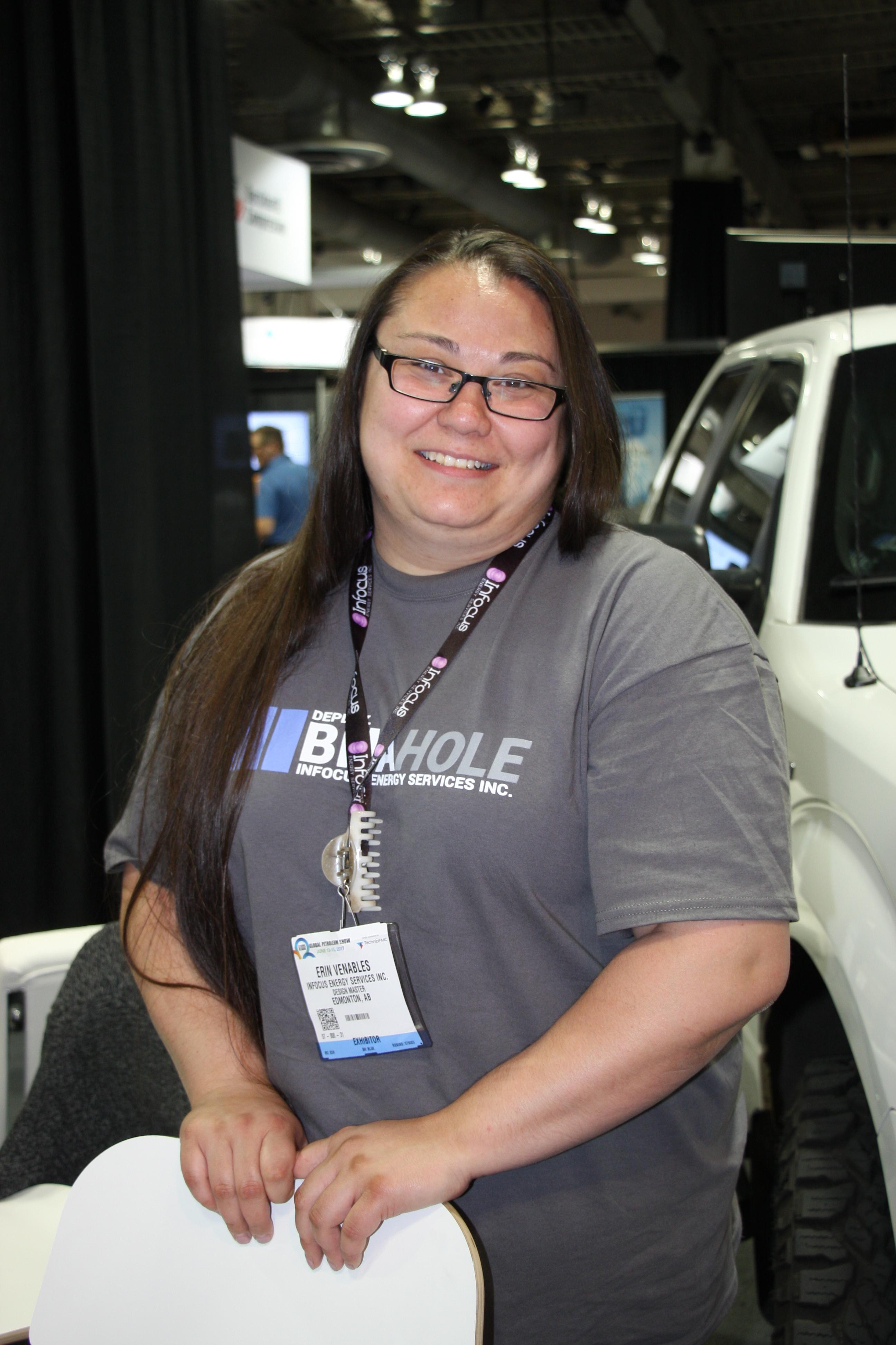 SOLIDWORKS Women in Engineering: Erin Venables