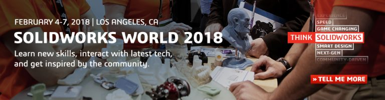 Explore the World with SOLIDWORKS-Inspired Products in the SWW18